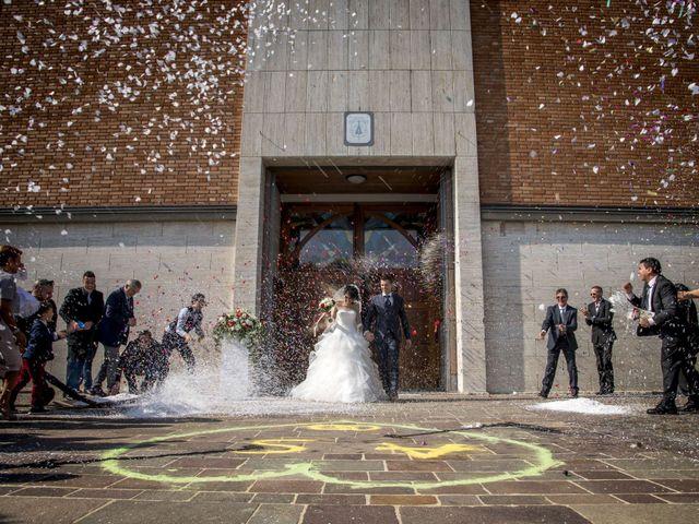 Il matrimonio di Stefano e Annalisa a Verdello, Bergamo 60