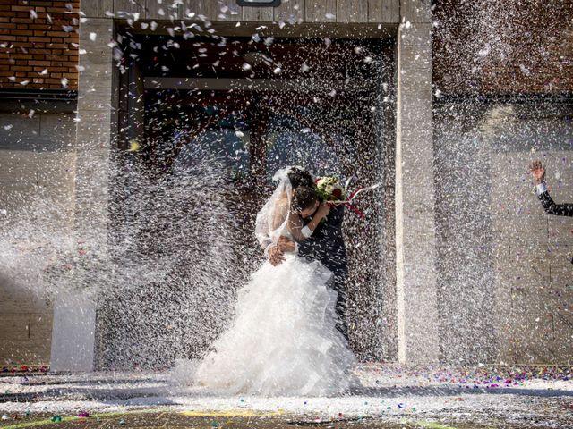 Il matrimonio di Stefano e Annalisa a Verdello, Bergamo 64