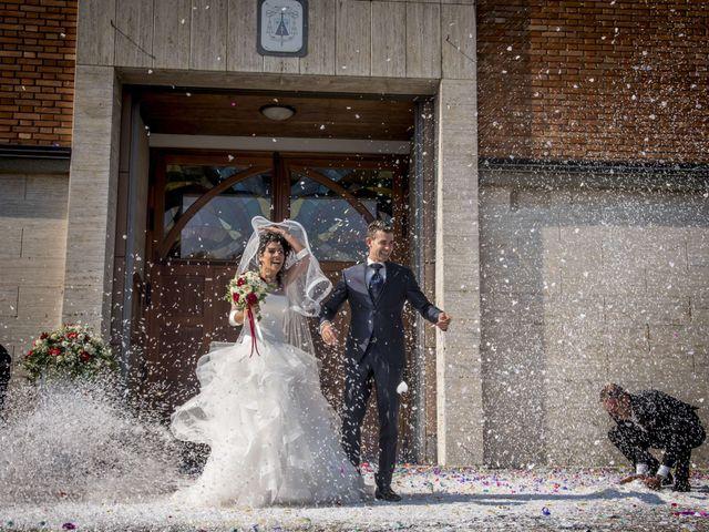 Il matrimonio di Stefano e Annalisa a Verdello, Bergamo 69