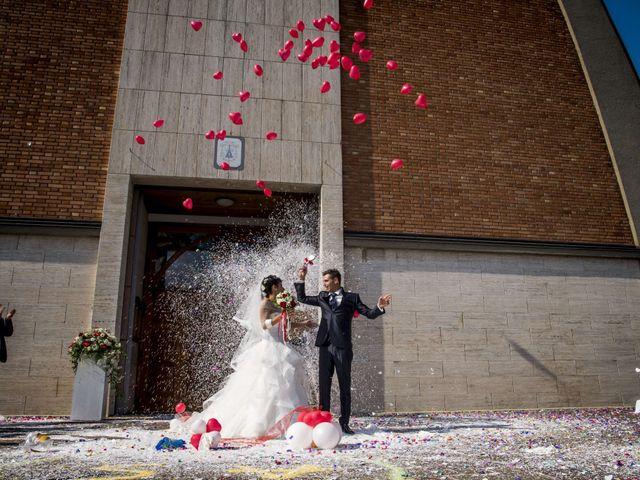 Il matrimonio di Stefano e Annalisa a Verdello, Bergamo 73