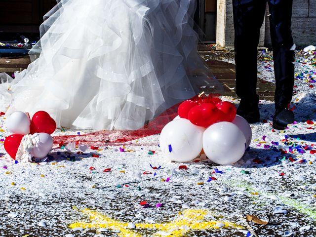 Il matrimonio di Stefano e Annalisa a Verdello, Bergamo 75