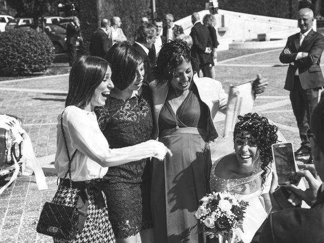 Il matrimonio di Stefano e Annalisa a Verdello, Bergamo 77