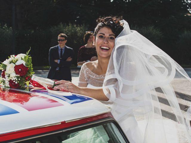 Il matrimonio di Stefano e Annalisa a Verdello, Bergamo 84