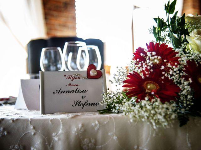 Il matrimonio di Stefano e Annalisa a Verdello, Bergamo 94