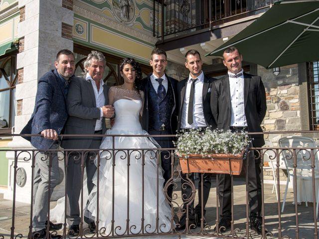 Il matrimonio di Stefano e Annalisa a Verdello, Bergamo 99