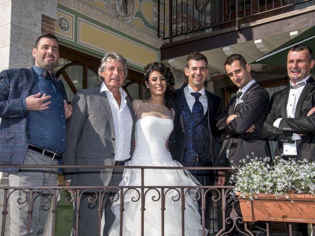 Il matrimonio di Stefano e Annalisa a Verdello, Bergamo 100