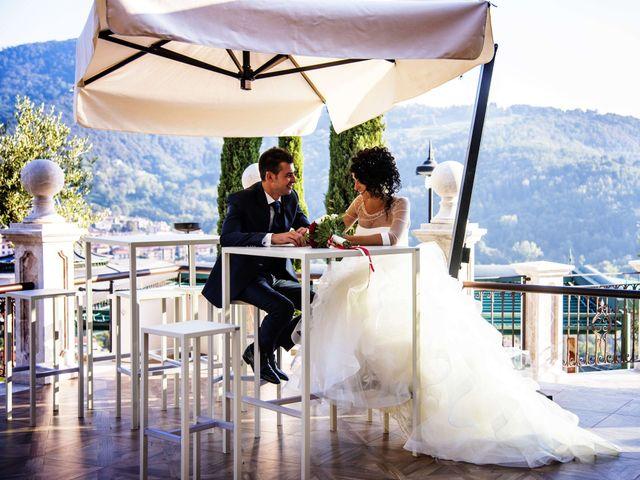 Il matrimonio di Stefano e Annalisa a Verdello, Bergamo 117
