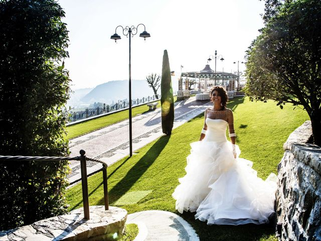 Il matrimonio di Stefano e Annalisa a Verdello, Bergamo 118