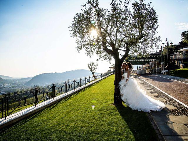 Il matrimonio di Stefano e Annalisa a Verdello, Bergamo 119