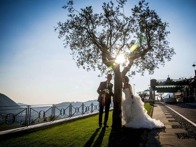 Il matrimonio di Stefano e Annalisa a Verdello, Bergamo 121