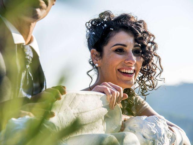 Il matrimonio di Stefano e Annalisa a Verdello, Bergamo 128