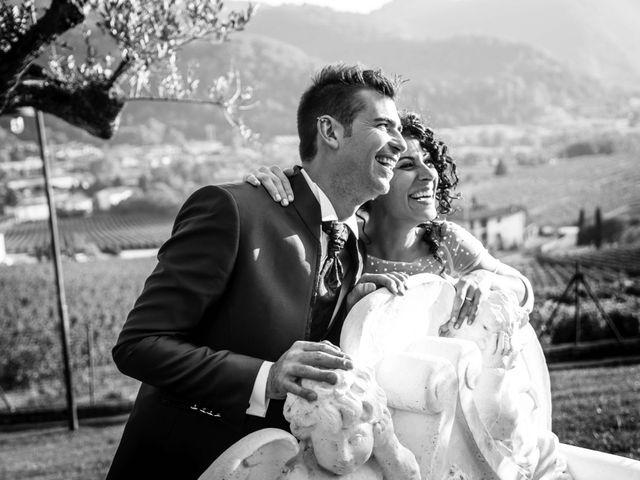Il matrimonio di Stefano e Annalisa a Verdello, Bergamo 131