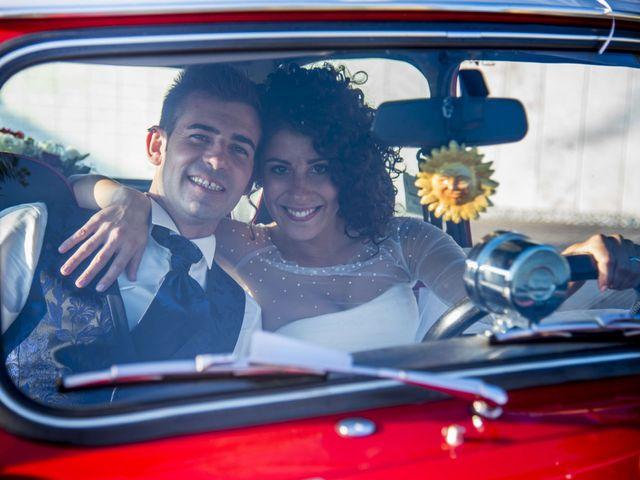 Il matrimonio di Stefano e Annalisa a Verdello, Bergamo 137