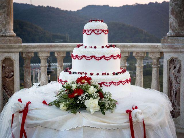 Il matrimonio di Stefano e Annalisa a Verdello, Bergamo 143