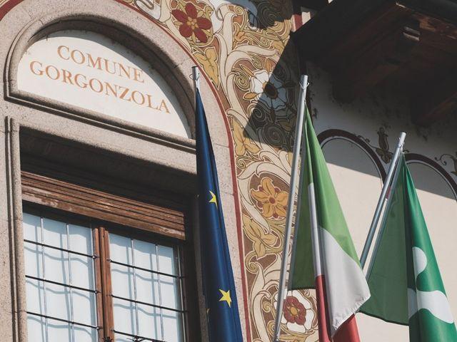 Il matrimonio di Antonio e Silvia a Gorgonzola, Milano 4