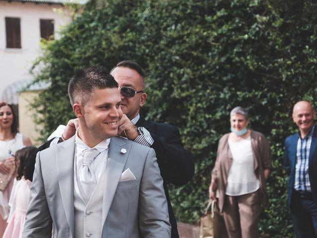 Il matrimonio di Antonio e Silvia a Gorgonzola, Milano 10