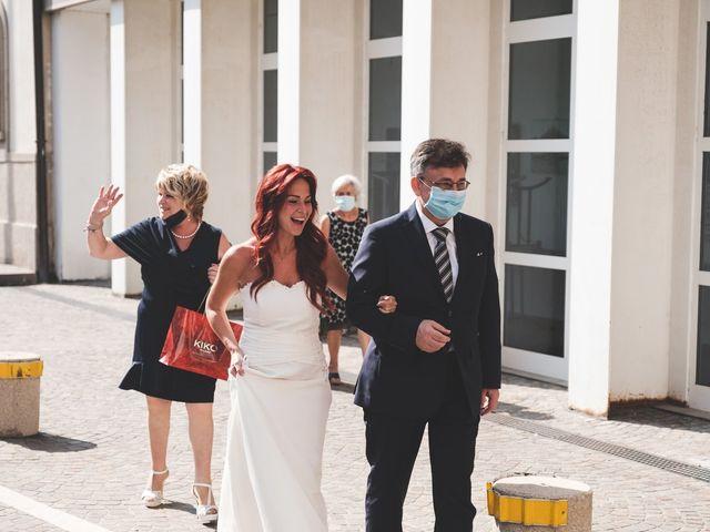 Il matrimonio di Antonio e Silvia a Gorgonzola, Milano 13