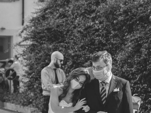 Il matrimonio di Antonio e Silvia a Gorgonzola, Milano 17