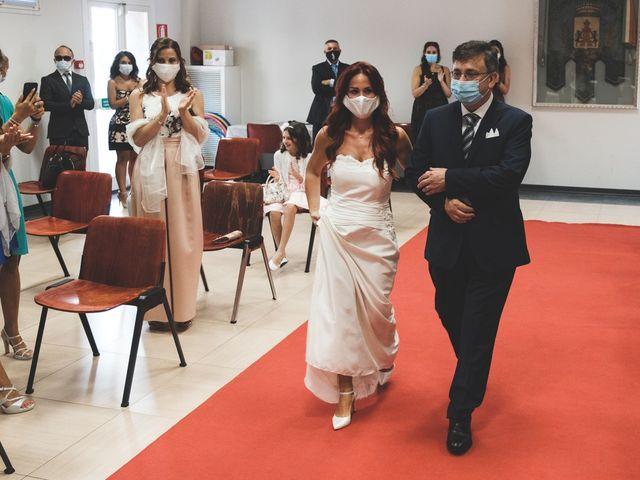 Il matrimonio di Antonio e Silvia a Gorgonzola, Milano 19