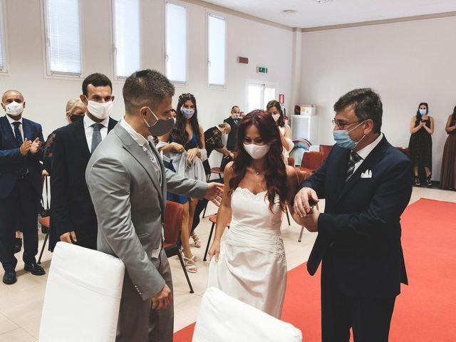 Il matrimonio di Antonio e Silvia a Gorgonzola, Milano 20