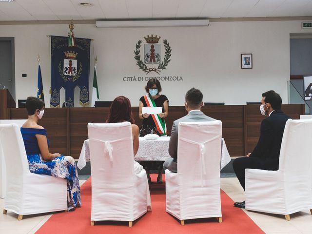 Il matrimonio di Antonio e Silvia a Gorgonzola, Milano 22
