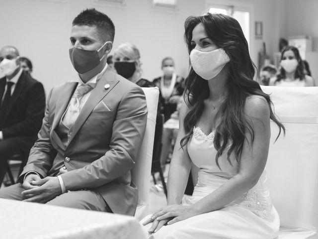 Il matrimonio di Antonio e Silvia a Gorgonzola, Milano 25