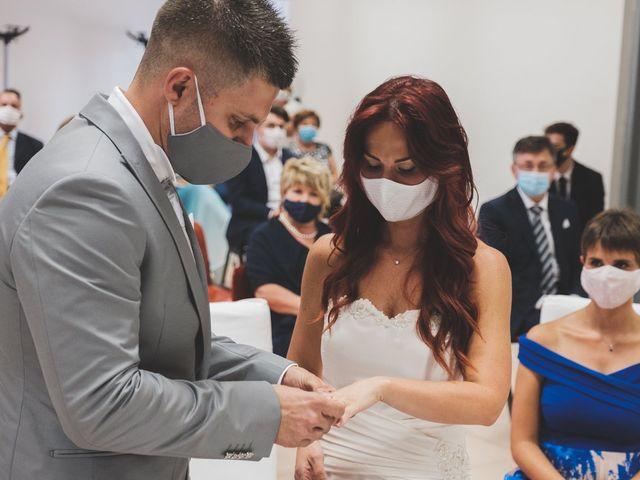 Il matrimonio di Antonio e Silvia a Gorgonzola, Milano 29