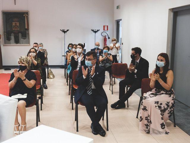 Il matrimonio di Antonio e Silvia a Gorgonzola, Milano 32