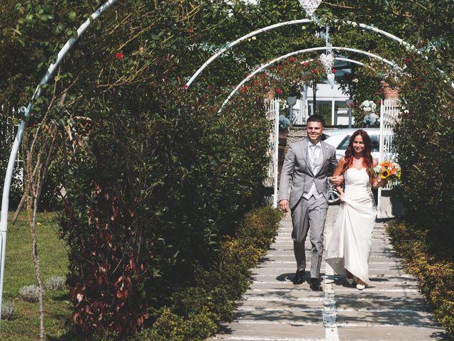 Il matrimonio di Antonio e Silvia a Gorgonzola, Milano 61