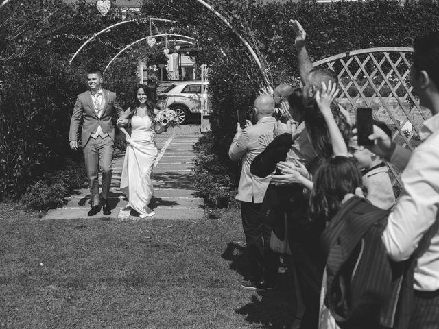 Il matrimonio di Antonio e Silvia a Gorgonzola, Milano 62