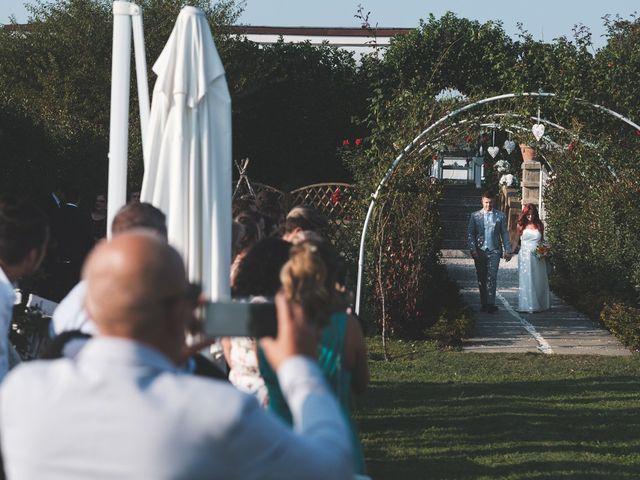 Il matrimonio di Antonio e Silvia a Gorgonzola, Milano 128