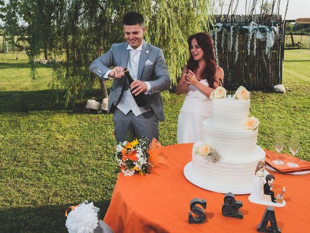 Il matrimonio di Antonio e Silvia a Gorgonzola, Milano 132