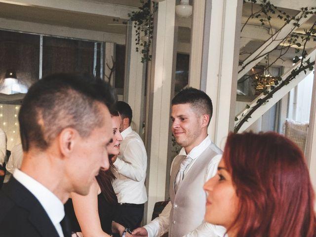 Il matrimonio di Antonio e Silvia a Gorgonzola, Milano 144