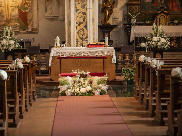 Il matrimonio di Moreno e Lucilla a Palazzago, Bergamo 12