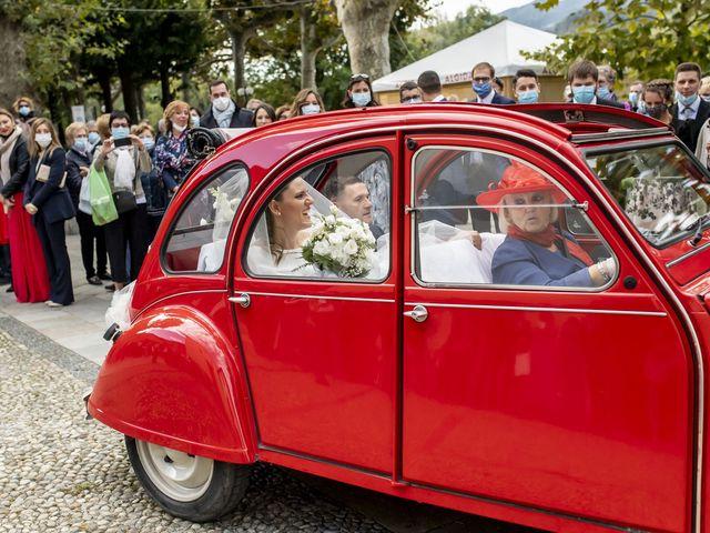 Il matrimonio di Moreno e Lucilla a Palazzago, Bergamo 14