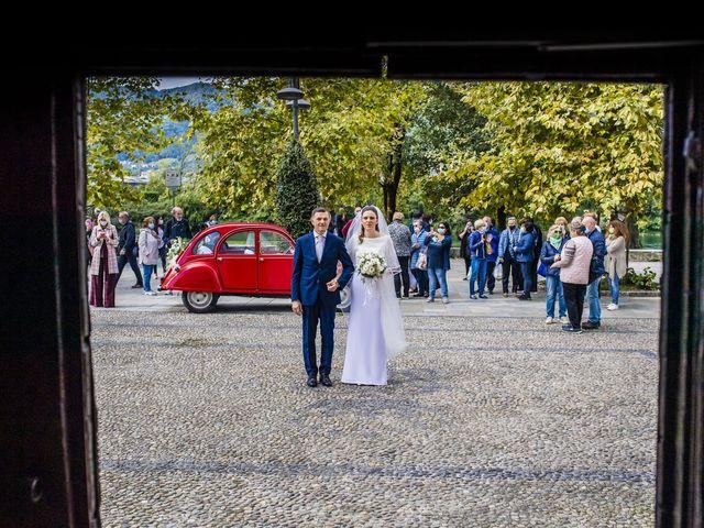 Il matrimonio di Moreno e Lucilla a Palazzago, Bergamo 16