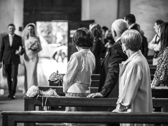 Il matrimonio di Moreno e Lucilla a Palazzago, Bergamo 17
