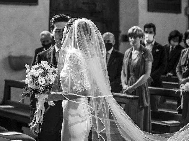 Il matrimonio di Moreno e Lucilla a Palazzago, Bergamo 18