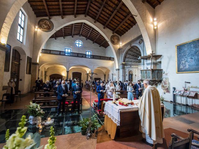 Il matrimonio di Moreno e Lucilla a Palazzago, Bergamo 19