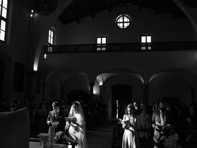 Il matrimonio di Moreno e Lucilla a Palazzago, Bergamo 20