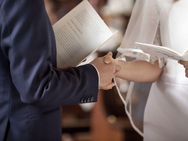 Il matrimonio di Moreno e Lucilla a Palazzago, Bergamo 23
