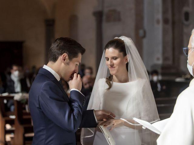 Il matrimonio di Moreno e Lucilla a Palazzago, Bergamo 24