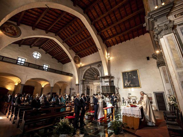 Il matrimonio di Moreno e Lucilla a Palazzago, Bergamo 27