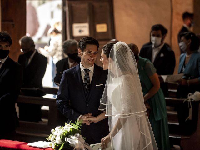 Il matrimonio di Moreno e Lucilla a Palazzago, Bergamo 28
