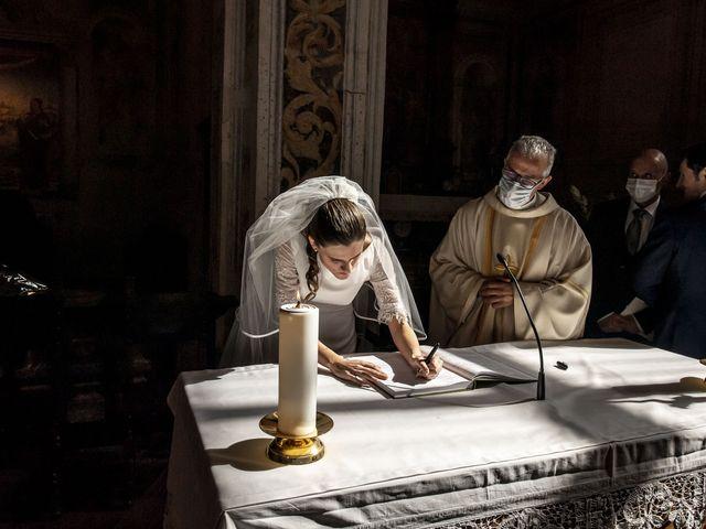 Il matrimonio di Moreno e Lucilla a Palazzago, Bergamo 30