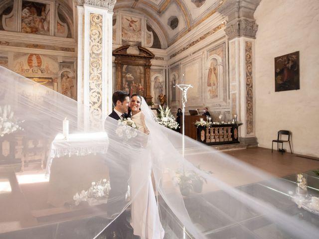 Il matrimonio di Moreno e Lucilla a Palazzago, Bergamo 31