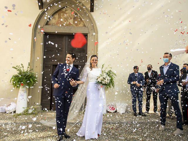 Il matrimonio di Moreno e Lucilla a Palazzago, Bergamo 32
