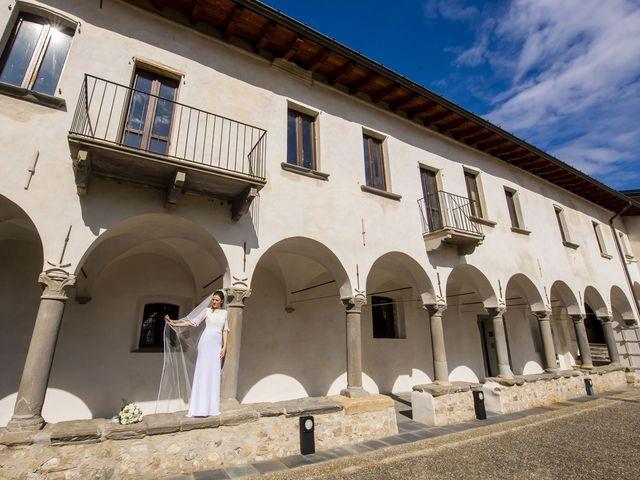 Il matrimonio di Moreno e Lucilla a Palazzago, Bergamo 34