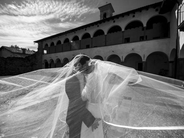 Le nozze di Lucilla e Moreno