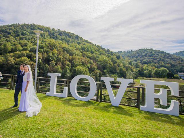 Il matrimonio di Moreno e Lucilla a Palazzago, Bergamo 36
